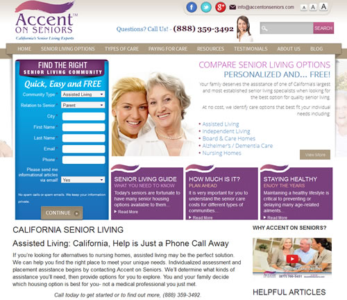Accent On Seniors