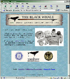 The Black Whale