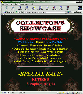 Collector's Showcase