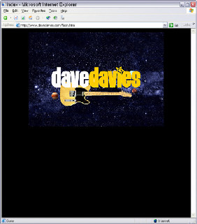 Dave Davies Official Website