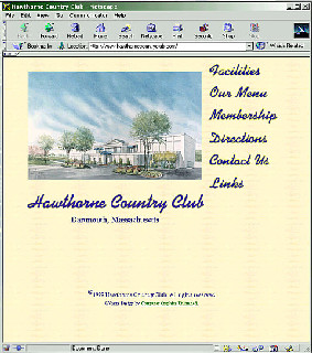 Hawthorne Country Club