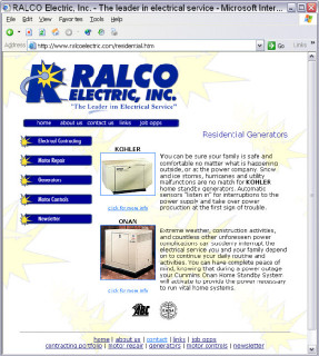 Ralco Electric