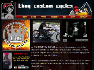 Thug Custom Cycles  Motorcycle shop in Pompano Beach, FL