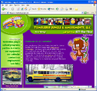Tumblebus Jungle and Amusements