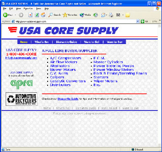 USA Core Supply